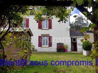 Maison de village GUILER SUR GOYEN 95 m² ()