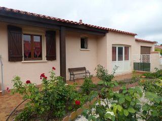 Maison contemporaine SALSES LE CHATEAU 105 m² ()
