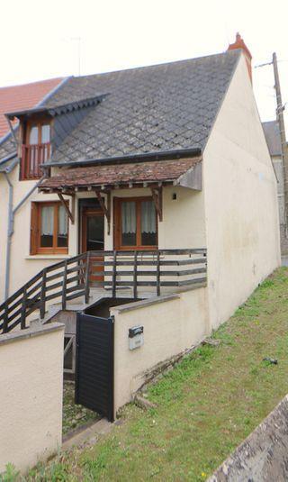 Maison de village SAINT FLORENT SUR CHER 55 m² ()