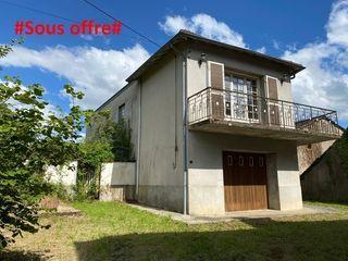 Maison de ville DUN LE PALESTEL 108 m² ()