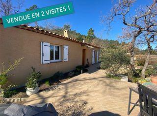 Maison individuelle LA CELLE 90 m² ()
