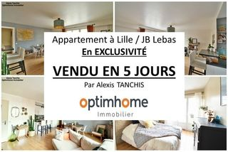 Appartement LILLE 50 m² ()