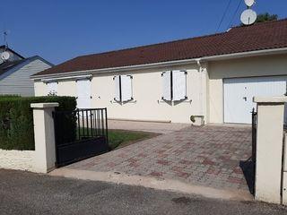 Maison plain-pied BAYON 100 m² ()