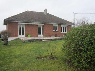 Maison plain-pied CLAIRY SAULCHOIX 90 m² ()