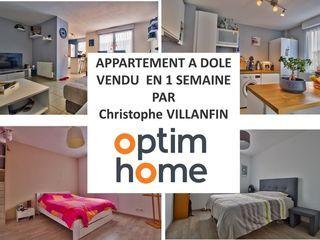 Appartement en résidence DOLE 63 m² ()