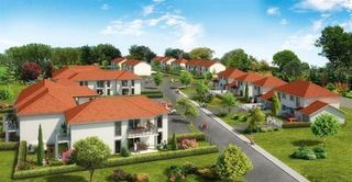 Maison en frais réduits LESCAR 80 m² ()