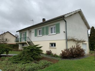 Maison individuelle SAINT DIZIER 96 m² ()