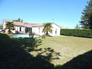 Maison en résidence VAYRES 126 m² ()