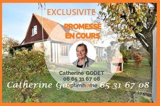 Maison BAILLEAU L'EVEQUE 128 m² ()