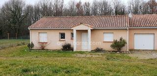 Maison plain-pied GRAZAC 95 m² ()