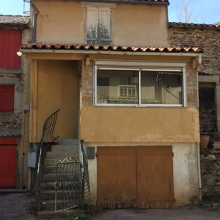Maison mitoyenne SYLVANES 55 m² ()