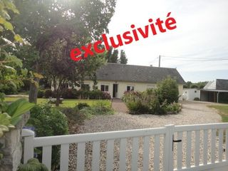 Maison de campagne SAINT GILLES DE LA NEUVILLE 81 m² ()