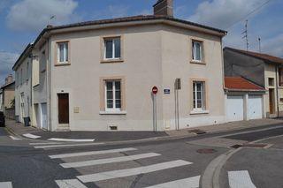 Maison de ville LUNEVILLE 120 m² ()