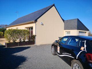 Maison plain-pied POMMERIT LE VICOMTE 85 m² ()