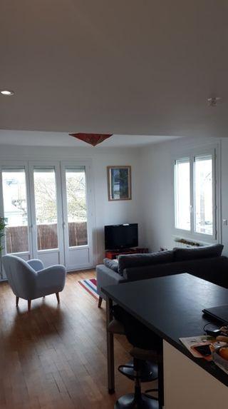 Appartement rénové LORIENT 60 m² ()