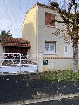 Maison mitoyenne ANGOULEME 76 m² ()