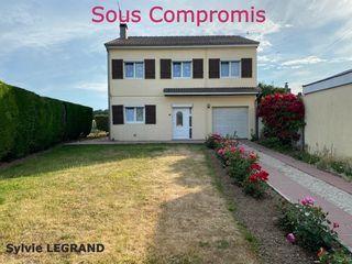 Maison en résidence BIACHE SAINT VAAST 118 m² ()