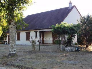 Maison de campagne SOUESMES 92 m² ()