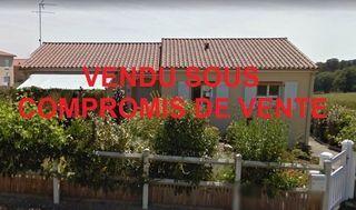 Maison contemporaine LE PALAIS SUR VIENNE 102 m² ()