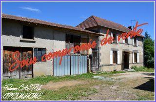 Maison en pierre SAINT ANDRE LE COQ 107 m² ()
