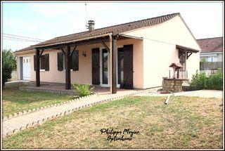 Maison plain-pied SAINT SYLVESTRE PRAGOULIN 90 m² ()