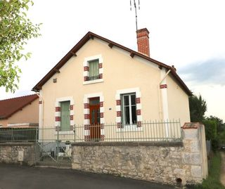 Maison de caractère SAINT FLORENT SUR CHER 118 m² ()