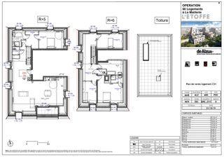 Appartement VILLENEUVE D'ASCQ 178 (59650)
