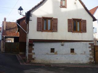 Maison à rénover BALBRONN 78 (67310)