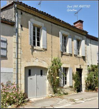 Maison de village LA ROMIEU 150 (32480)