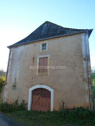 Maison à rénover AZERAT 75 (24210)