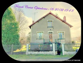 Maison à rénover FURSAC 129 (23290)