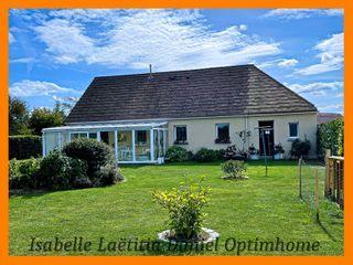Maison plain-pied VERNEUIL SUR AVRE 120 (27130)