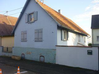 Maison individuelle DURNINGEN 130 (67270)