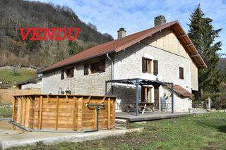 Maison en pierre CUSANCE 160 (25110)