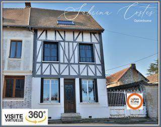 Maison de village SAINT PIERRE DE BAILLEUL 88 (27920)