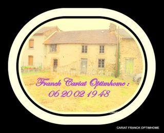 Maison de village FOLLES 102 (87250)