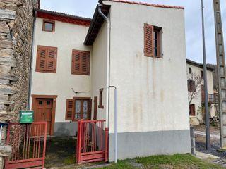 Maison de village BONNAC 54 (15500)