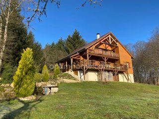 Maison à ossature bois SAINT SEBASTIEN 150 (23160)