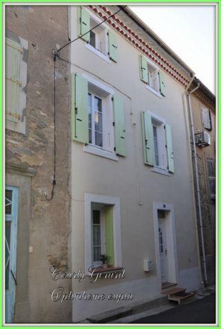 Maison de village OUPIA 114 (34210)