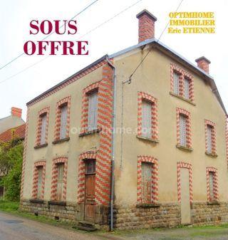 Maison FONTANIERES 155 (23110)