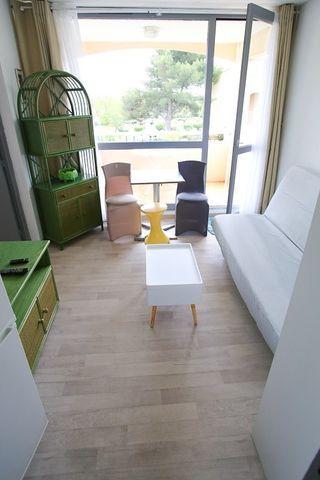 Appartement en résidence LE CAP D'AGDE 23 (34300)