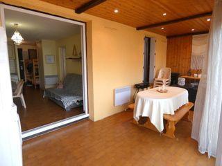 Appartement en résidence LE CAP D'AGDE 39 (34300)