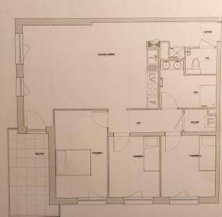 Appartement LINGOLSHEIM 84 (67380)