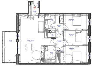 Appartement VILLENEUVE D'ASCQ 94 (59650)
