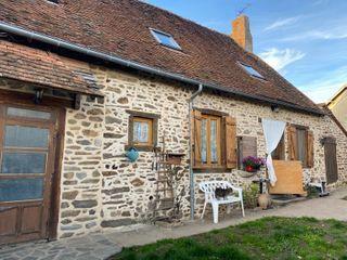 Maison de village FRESSELINES 209 (23450)
