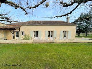 Maison SAINT QUENTIN DE CAPLONG 165 (33220)