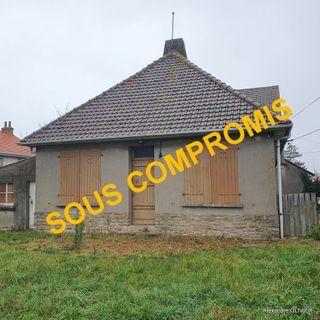 Maison à rénover WISSANT 130 (62179)