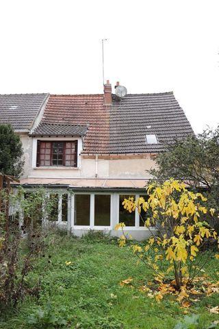 Maison LA FERTE SOUS JOUARRE 120 (77260)