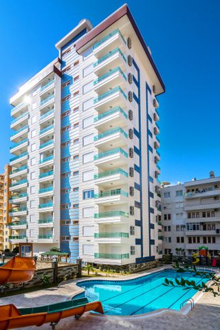 Etagenwohnung Alanya 66 m² ()