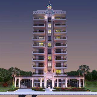 Etagenwohnung Mahmuttlar 174 m² ()